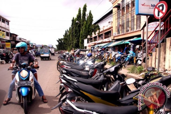 Satpol-PP Tangerang Razia Gabungan Ciduk Petugas Parkir Liar