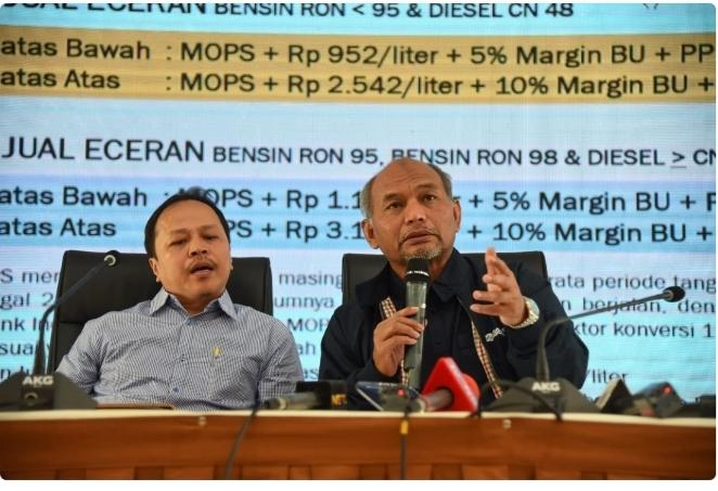 Formula Jadikan Harga BBM Umum Lebih Terkontrol dan 'Fair', Harga di SPBU Langsung Turun