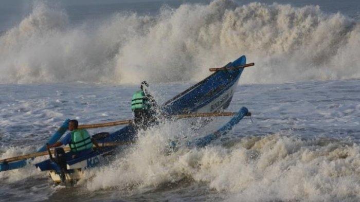 BMKG Imbau Masyarakat Waspadai Gelombang Tinggi di Beberapa Wilayah
