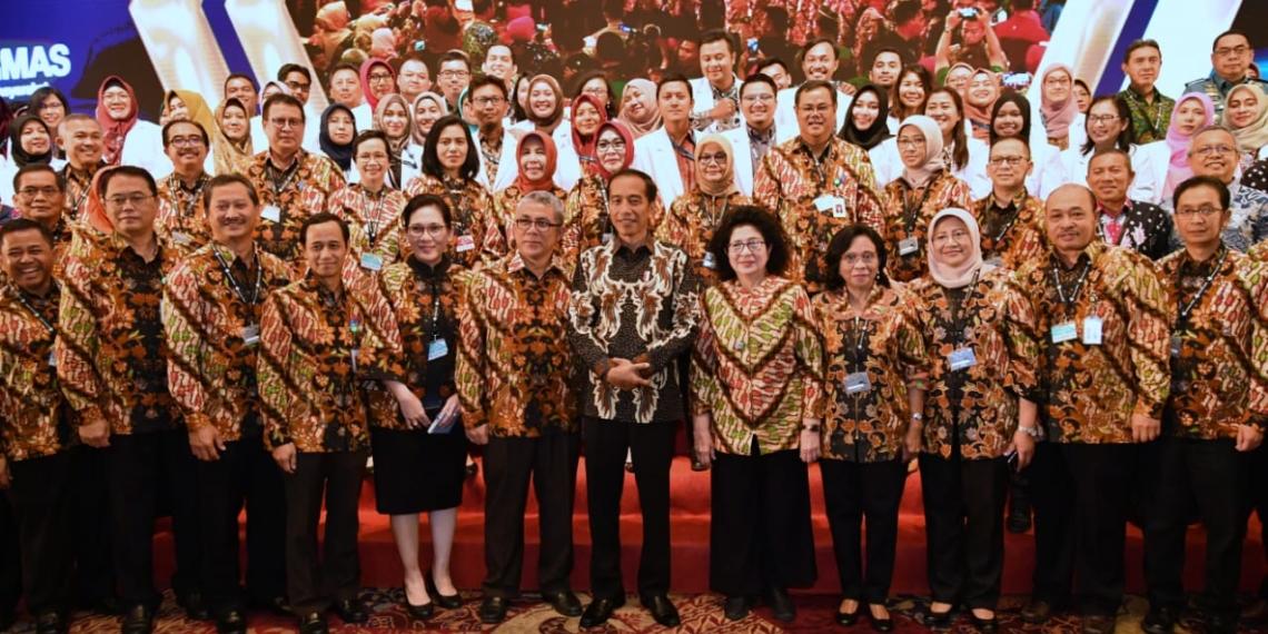 Dibanding 2014, Presiden Jokowi Sebut Angka 'Stunting' Turun Jadi 30 Persen