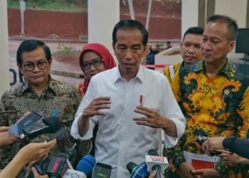 Presiden Jokowi: THR Ya Diberikan Jelang Hari Raya