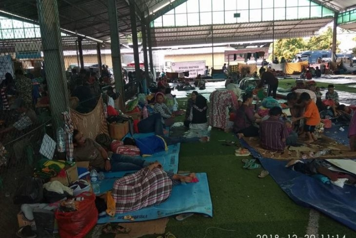 Pemkab Tangerang Realisasikan Hunian Sementara Korban Tsunami