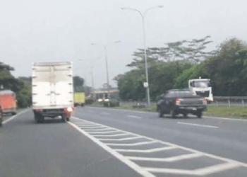 Pemprov Ajukan RP 615 M ke Pusat untuk Pelebaran Tol Tangerang-Merak