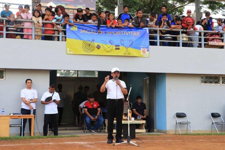 Sachrudin: Turnamen Kebon Cina Cup Ajang Pererat Silaturahmi