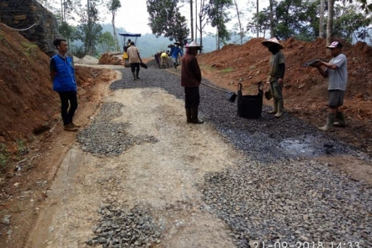 Tangerang Bebaskan Tanah Bangun Jalan Layang Cisauk