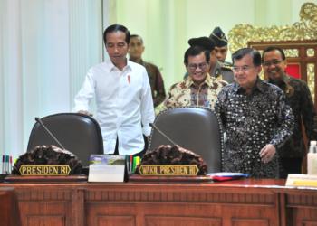 Rugi Rp100 Triliun/Tahun, Presiden Jokowi: Integasi Transportasi Jabodetabek Tidak Bisa Ditunda