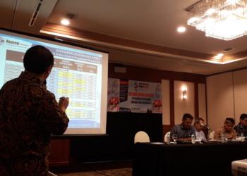 Survei Konsepindo: Jokowi-Ma'ruf Amin 55 Persen, Prabowo-Sandiaga Uno 33,2 Persen, Belum Memutuskan 11,8 Persen