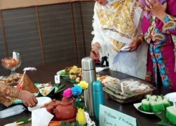DWP Kemenag Tangsel Peringati Hari Kartini 2019