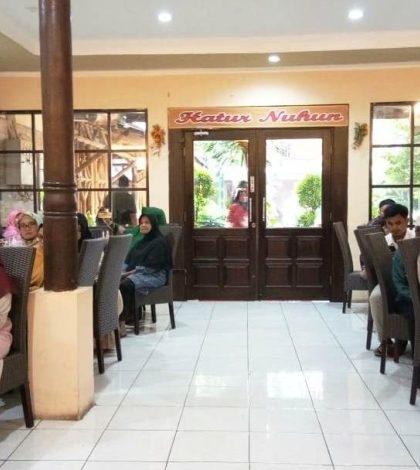 Jemaah Haji KBIH Ar-Rayyan, Tangsel, Adakan Reuni