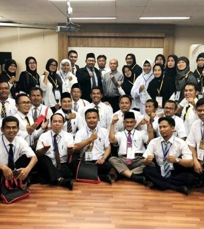 Pembekalan Terintegrasi Calon Petugas Yang Menyertai Jemaah Haji 1440H / 2019 M
