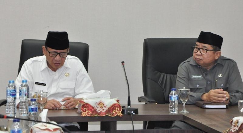 WH Temukan Pungli di Banten Lama