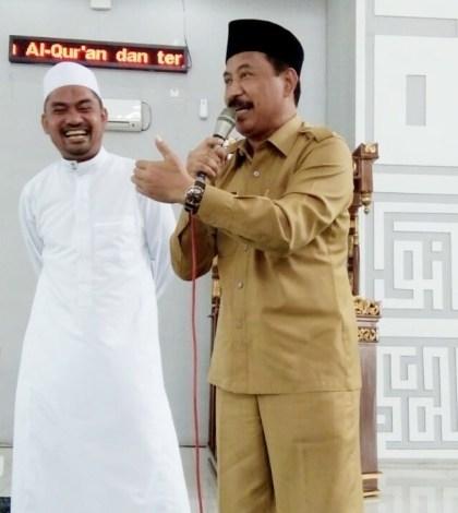 Pegawai Pemkot Tangsel Ikuti Kajian Dhuha di Masjid Al-I'tishom