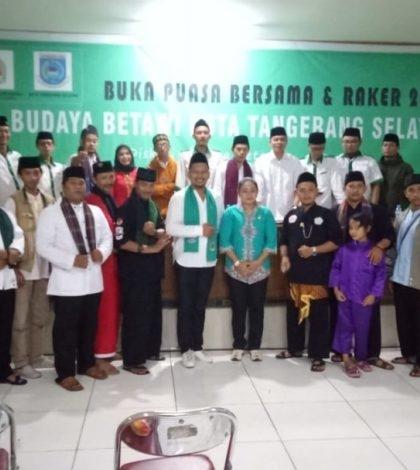 Diskusi Pelestarian Budaya Betawi Kota Tangerang Selatan