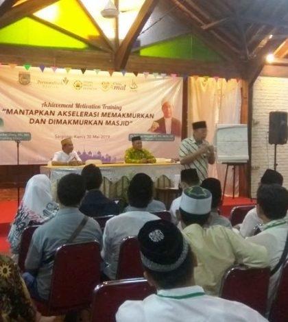 Kemenag Tangsel Desak Masjid di Tangsel Miliki IMB