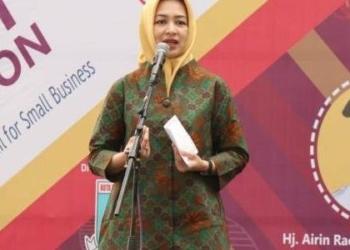 Produk UMKM Unggulan Ekspor Dipamerkan di Kota Tangsel