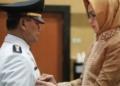 Walikota Tangsel Airin Rachmi Diany Rombak 75 Pejabat