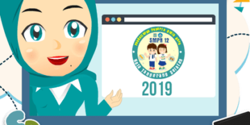 Website PPDB SMPN 12 Tangsel 2019: ppdbsmpn12.tangerangselatankota.go.id