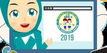 Website PPDB SMPN 15 Tangsel 2019: ppdbsmpn15.tangerangselatankota.go.id