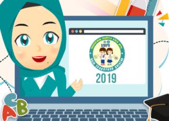 Website PPDB SMPN Tangsel 2019