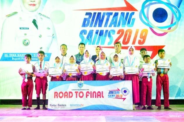 Bintang Sains Kecamatan Cikeusik: Dari Pelosok Melangkah ke Final