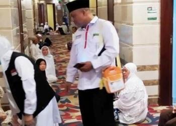 Jemaah Haji Kloter 55 JKG Dalam Keadaan Sehat