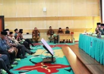 LPTQ Tangsel Terima Kunjungan LPTQ Binjai