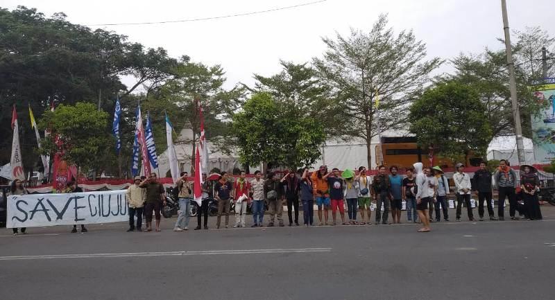 Mapala se-Banten Minta Pemkab Serang Tindak Tegas Perusahaan Pembuang Limbah