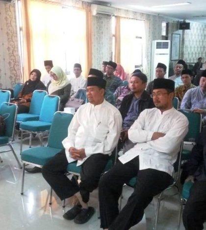 Orientasi Dewan Hakim MTQ Pelajar VI Tingkat Kota Tangsel 2019