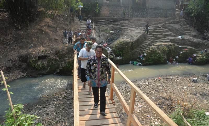 Pembangunan 3 Jembatan Ditargetkan Rampung November