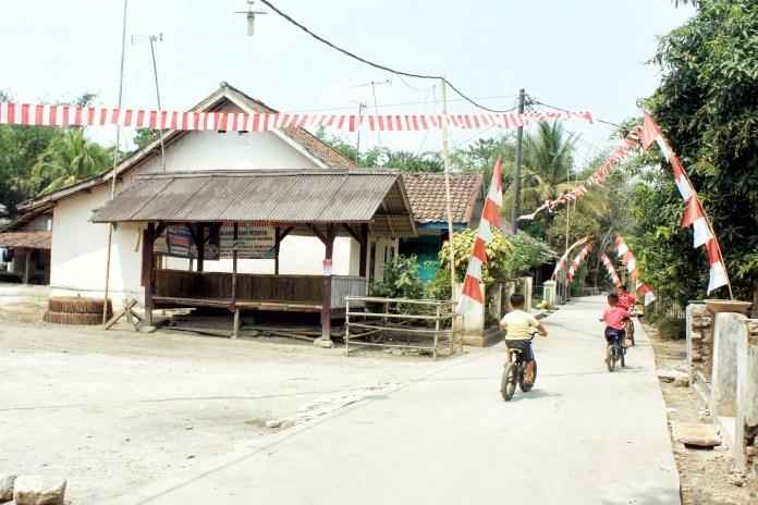 Semangat Hidupkan Gotong Royong dan Ronda Muncul di Bojongneros