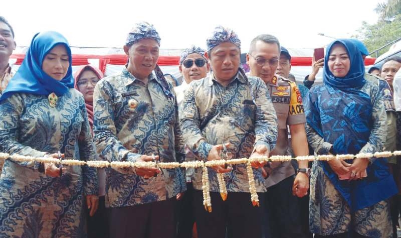 Transaksi Serang Fair Ditargetkan Rp 15 Miliar