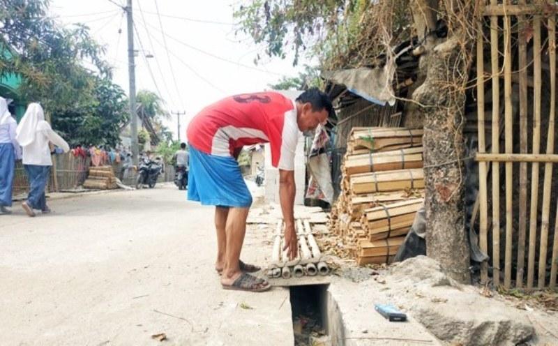 Warga Agusguntur Tertantang Bersihkan Kampung
