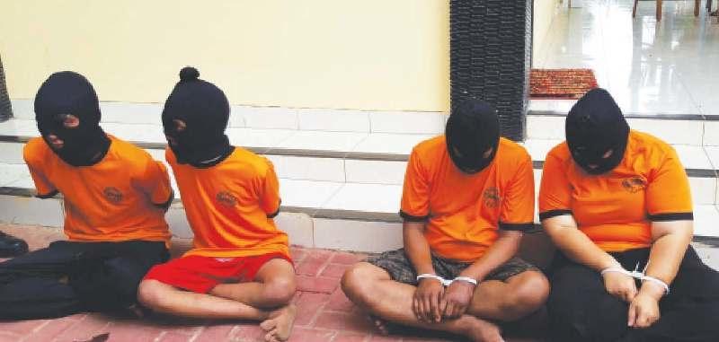 Pembunuhan Gadis Baguy, Usai Dibacok, Diperkosa Bergilir
