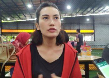 ANggota termuda DPRD Tangsel,Putri Ayu Anisya. (PHD)