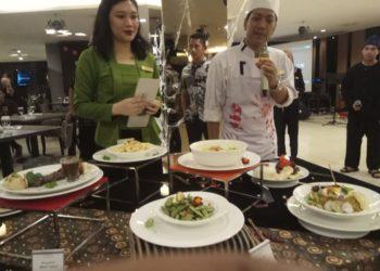 Menu baru di Santan Restaurant, Horison Grand Serpong.