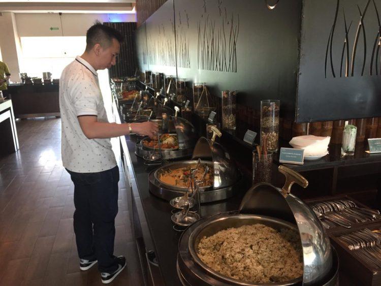 Padang food festival Hotel Santika Teraskota BSD