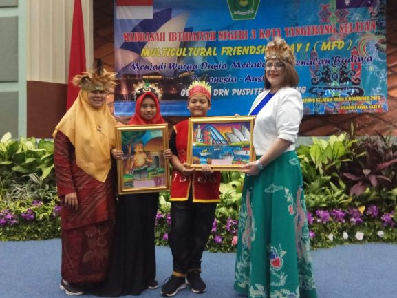 Multicultural Friendship Day 1 (MPD) MIN 3 Tangsel.