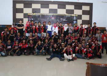 Komunitas CBR Tangerang Club. (RAY)
