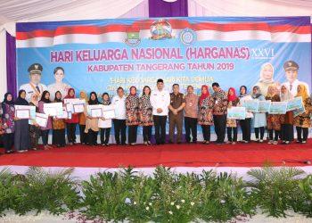 Peringatan Harganas XXVI Tingkat Kabupaten Tangerang Tahun 2019. (Ist)