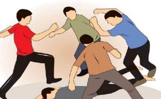 Ilustrasi pengeroyokan. (Net)