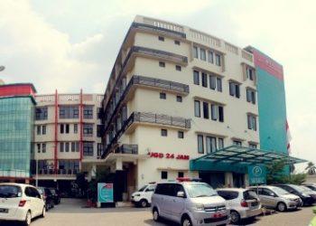 RSU Kota Tangsel. (Net)