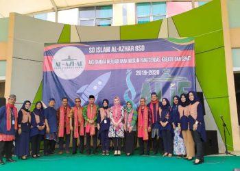 Al-Azhar BSD Islamic Festival (ALIF) 2020 . (PHD)