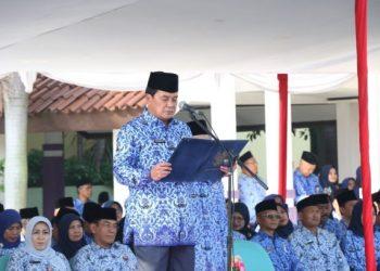 Sekretaris Darah Kabupaten Tangerang Rudi Maesyal Rasyid. (Ist)