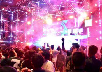 DJ Performance di SMS. (RAY)