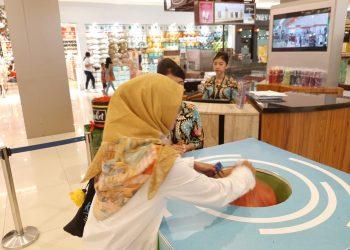 Tangcity Mall Zero Waste Campaign, No Plastic No Problem. (Ist)