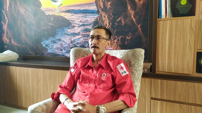 Kepala UDD PMI Tangsel, Suhara Manullang. (DOK)