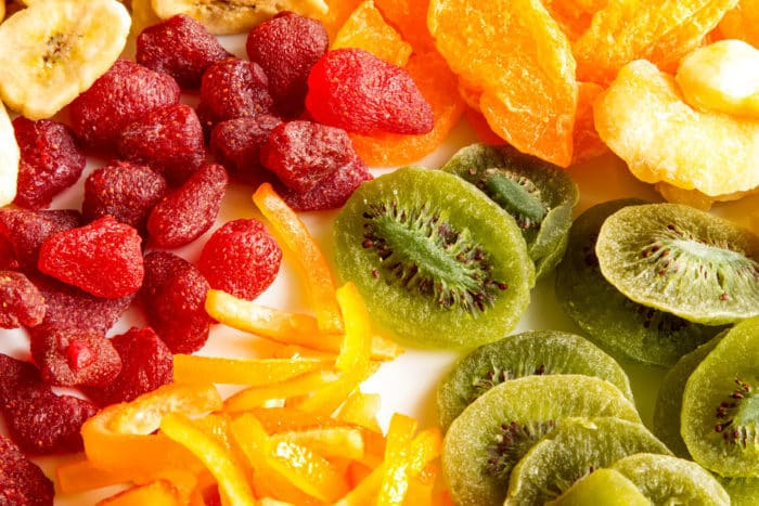 buah kering