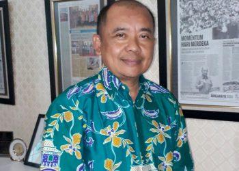 Kepala Dinas Pendidikan dan Kebudayaan Kota Tangsel, Taryono. (NET)