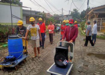 Kampung Siaga Covid 19 di Kota Tangerang. (IST)