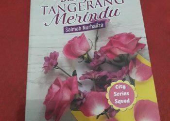 Novel karya Salmah Nurhaliza. (IST)